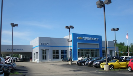 Best Chevy                     dealership